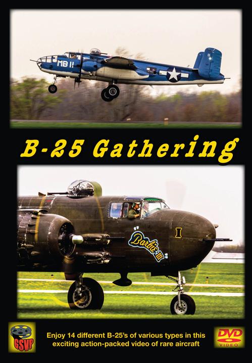 B-25 Gathering