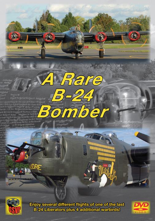 A Rare B-24 Bomber