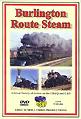 Burlington Route Steam