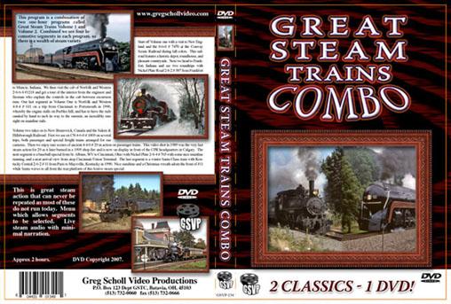 Used Cars Cincinnati >> Eastern Steam Train DVD's