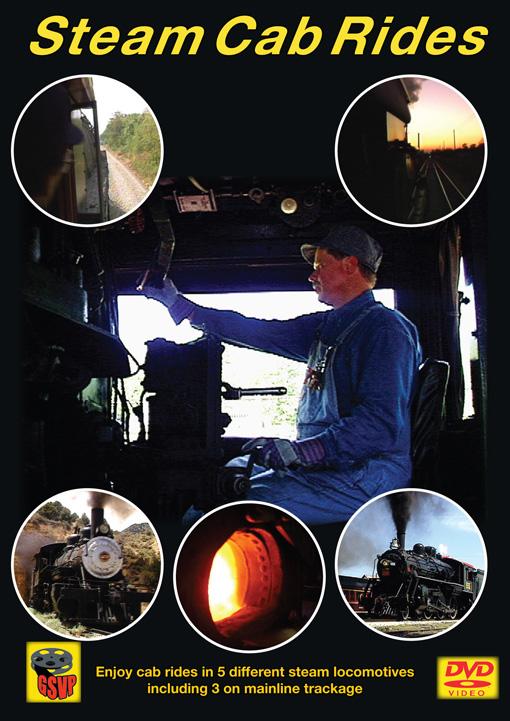 Steam Cab Rides